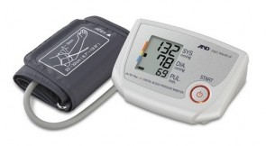A&D UA767 Upper Arm Digital BP Monitor