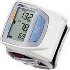 A&D UB-511 Wrist BP Monitor