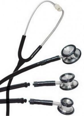 Tytan 433 Cardiomate 3-in-1 Stethoscope (Black)