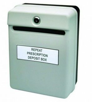 Repeat Prescription Box