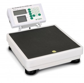 Marsden M-520 Class III Digital Portable Floor Scale w/ BMI (250 kg version)