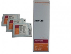Melolin Dressings Sterile 10cm x 10cm (100)