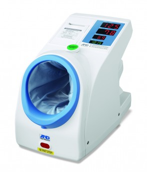 TM-2657P Automatic BP Monitor with Printer & Stand
